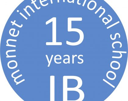 15 YEARS OF IB IN OUR SCHOOL