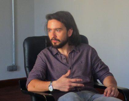Spotkanie z Maciejem Bochniakiem