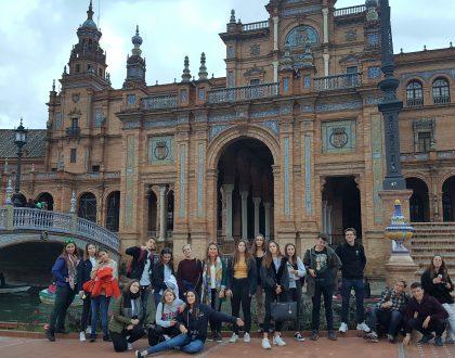 Wycieczka Monnet do Malagi