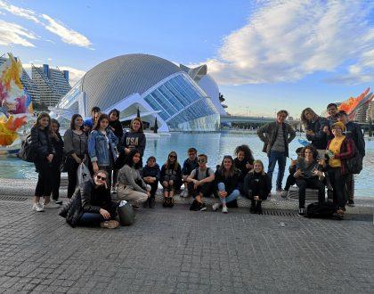 Wyjazd językowo-kulturowy do Walencji