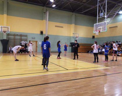 Mistrzostwa Mokotowa w koszykówce kobiet