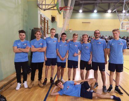 Turniej Koszykówki - chłopcy