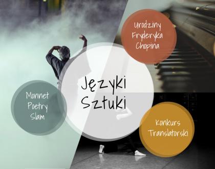 """Języki Sztuki"" - piątek"