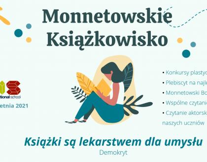 Zaproszenie do Książkowiska