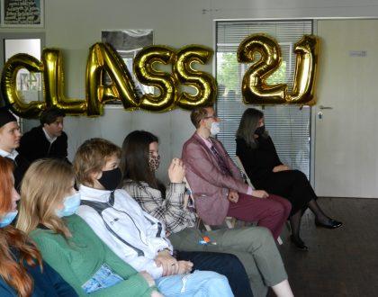 Pożegnanie maturzystów 2021