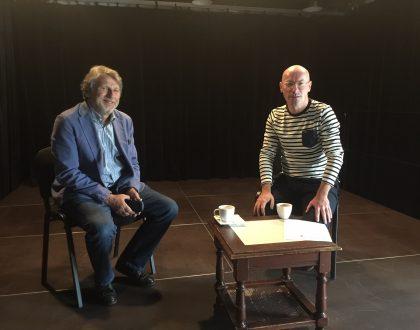 Spotkanie bardzo cool(turalne) ze Zbigniewem Janasem