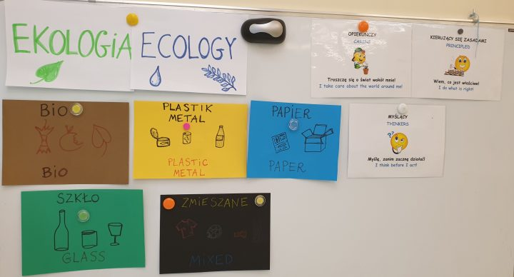 Planets and ecology