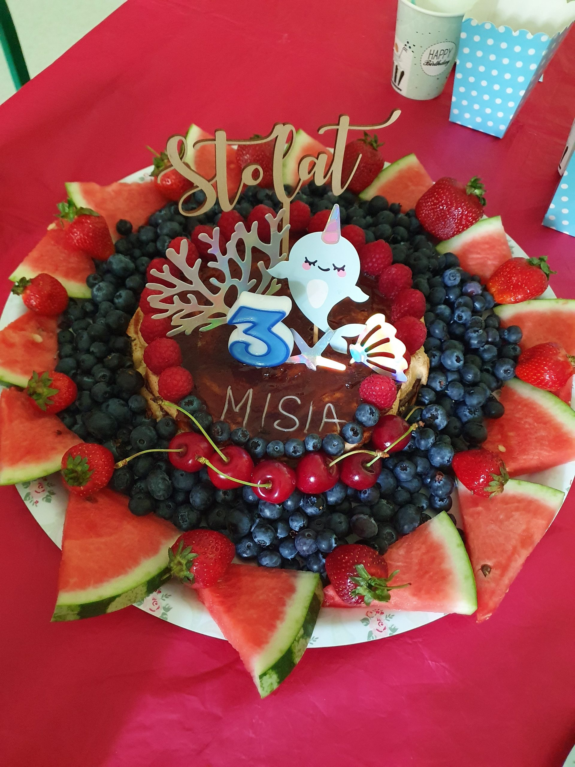 Urodziny Misi