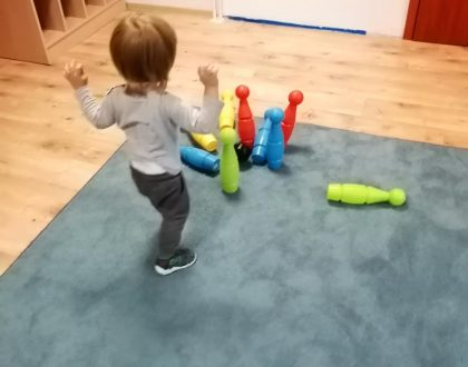Gimnastyka Mróweczek
