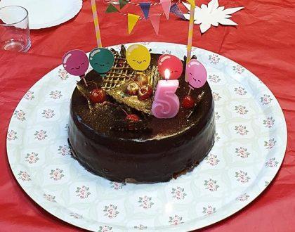 Happy birthday Anaya!