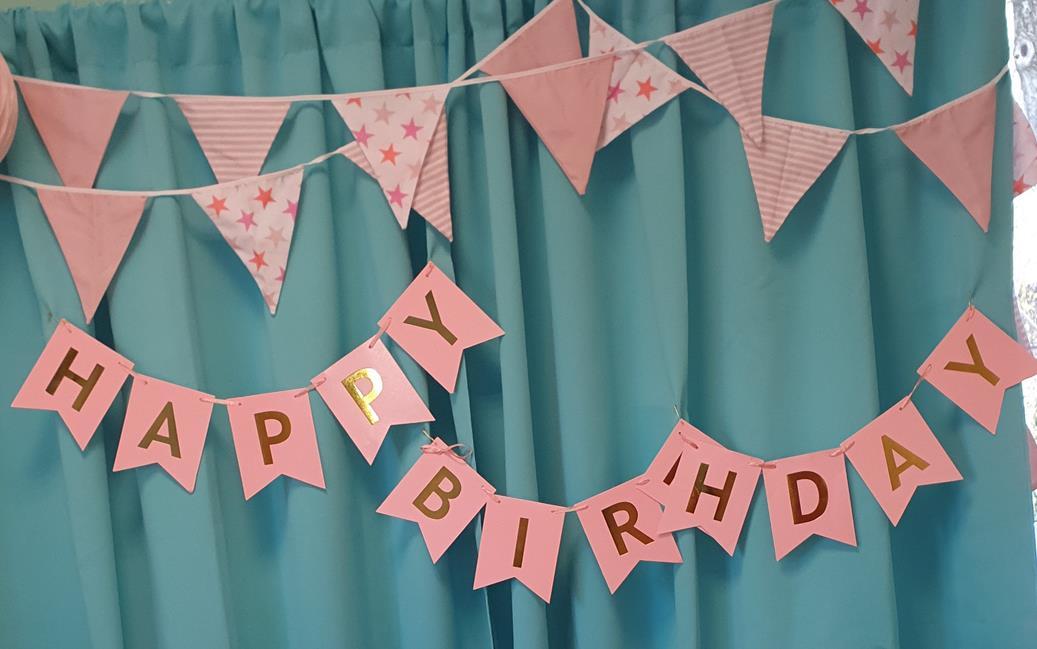 Urodziny Mai