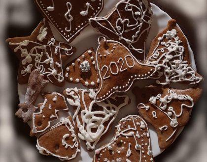 Pierniki gotowe na Święta!