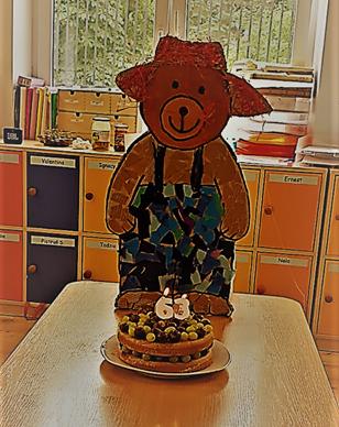 Urodziny Misia Paddingtona