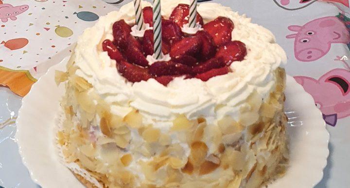 Aluś 3rd birthday