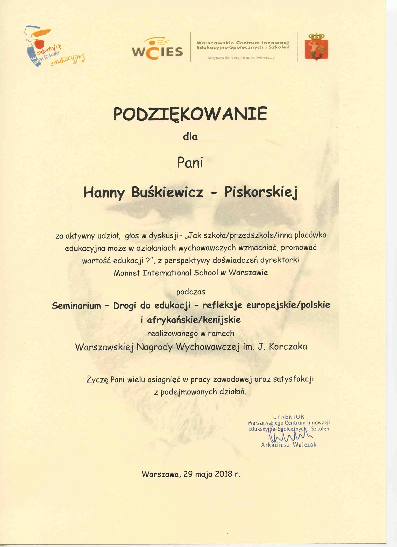 Drogi do edukacji – refleksje europejskie/polskie i afrykańskie/kenijskie