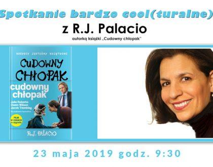 A meeting with R.J. Palacio