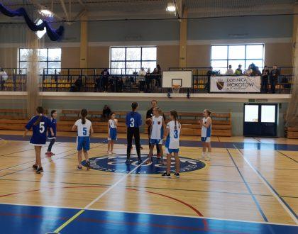 Mistrzostwa Mokotowa w koszykówce dzieci