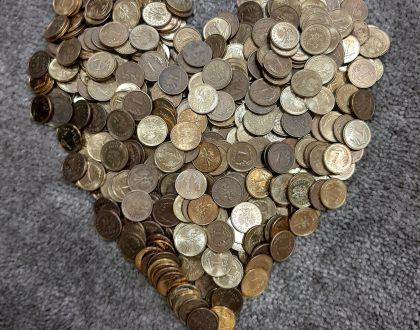 Akcja Góra grosza – ile monet zebrał Monnet?