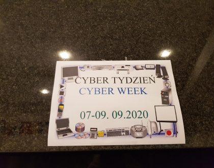Cyber tydzień w klasach PYP