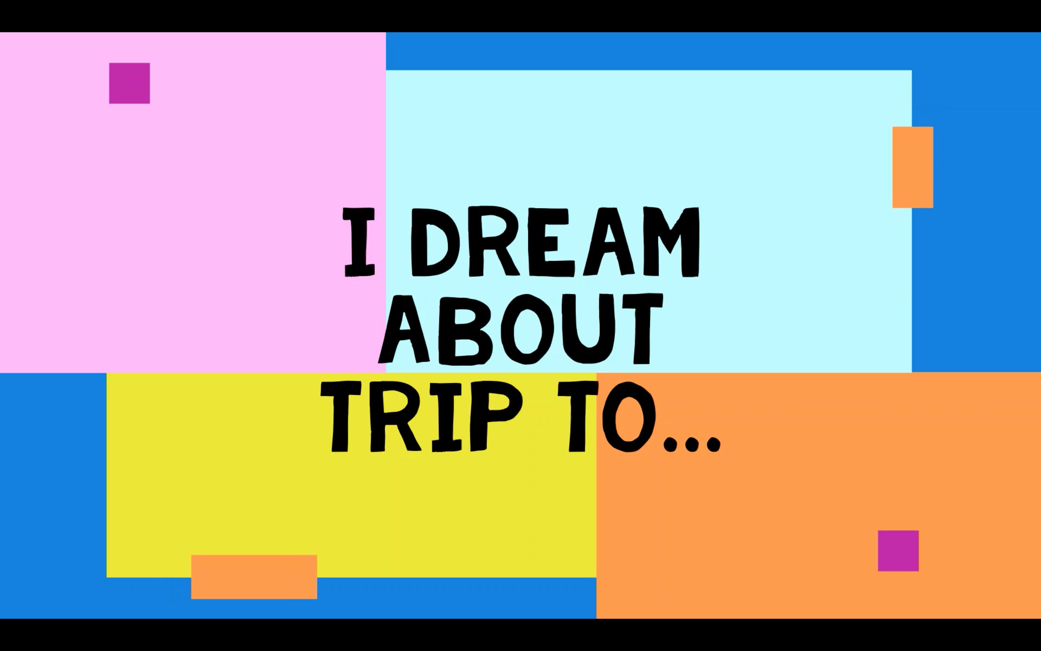Marzę o podróży do