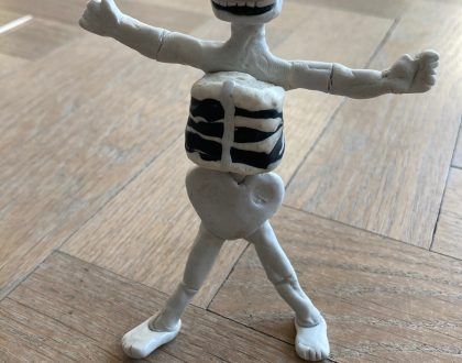 Body Systems – Art Creations by grade 4