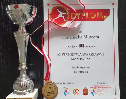 Sportowy sukces Franka Mustera