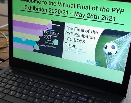 Finał Wystawy PYP 2020/21
