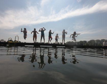 Holiday trip to Leśna Ryba