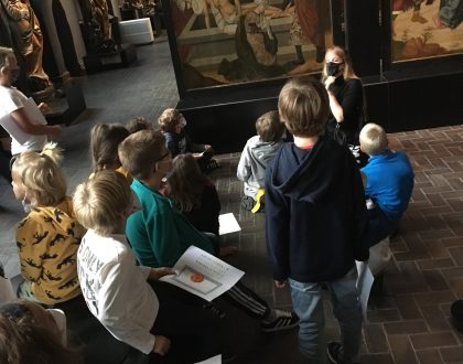 Grade 3 trip to the National Museum