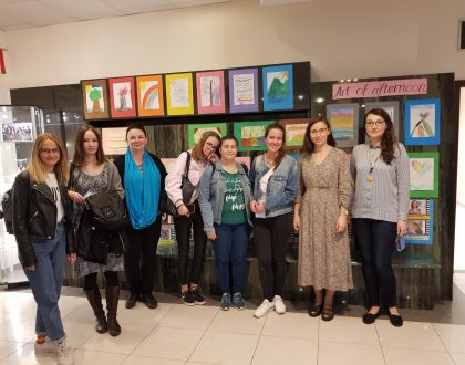 Cooperation with The Faculty of Education at University of Warsaw